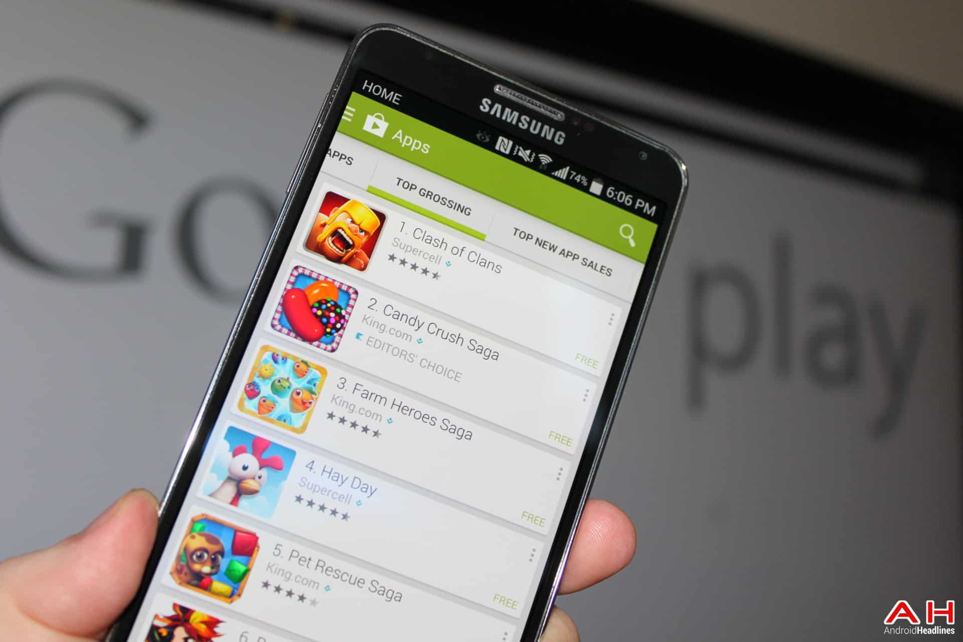 AH App Store Updates Weekly Playstore 1.4