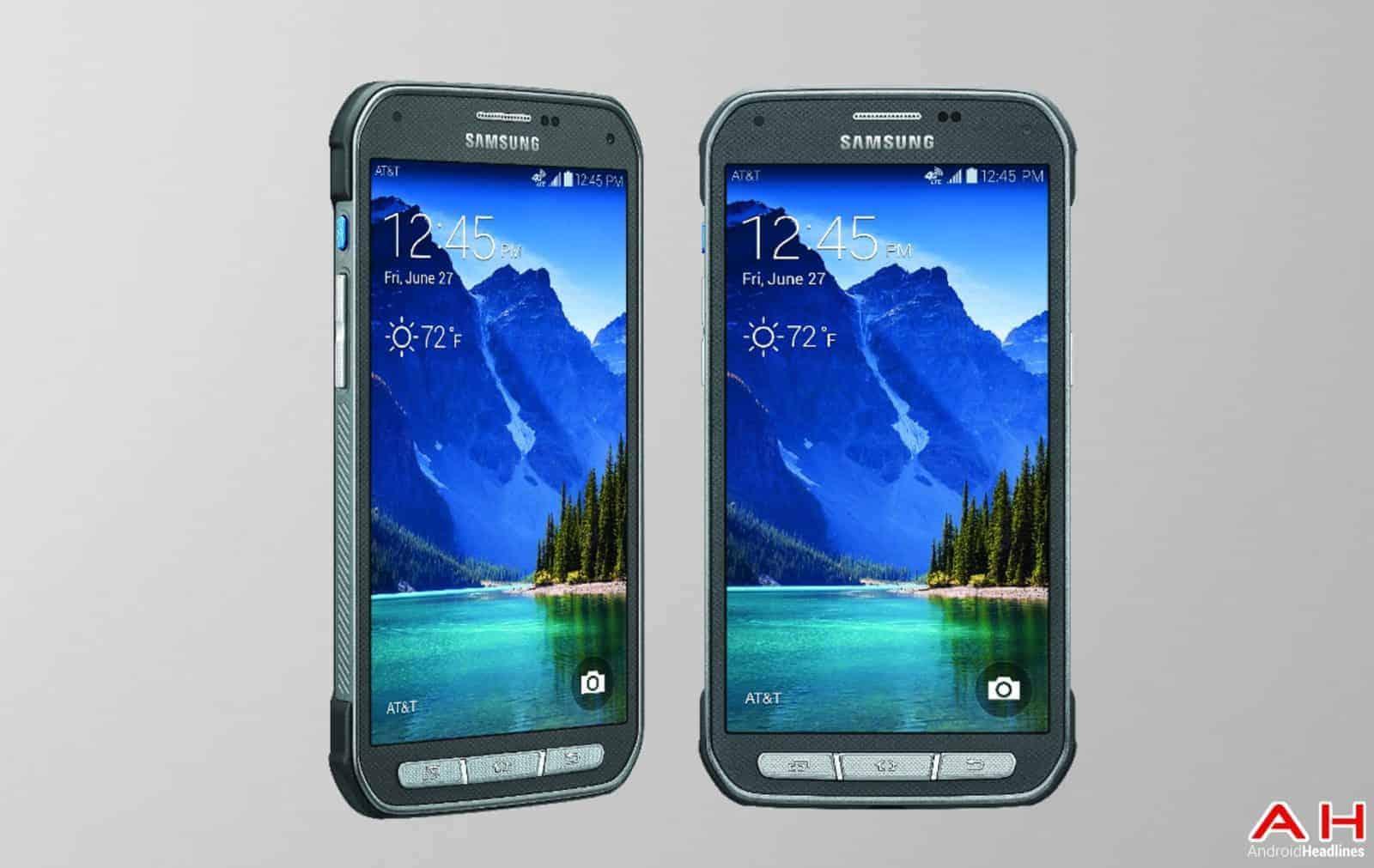 AH Galaxy S5 Active