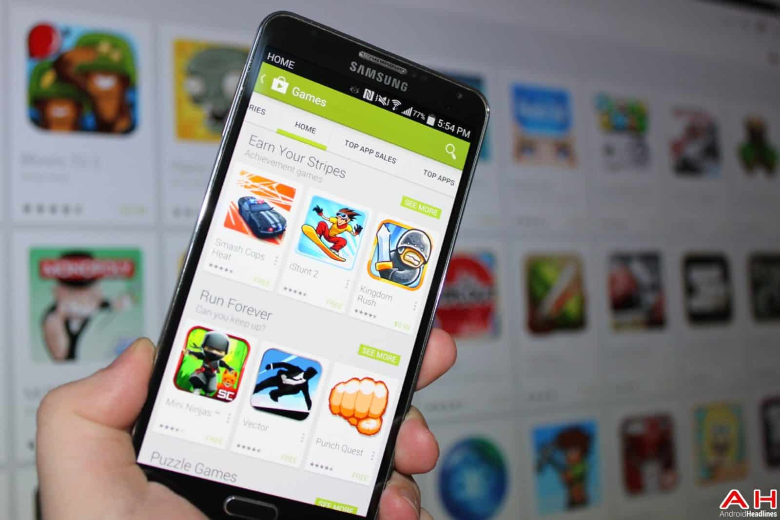 AH Google Play App Store Game of the week top 10 games android 1.2