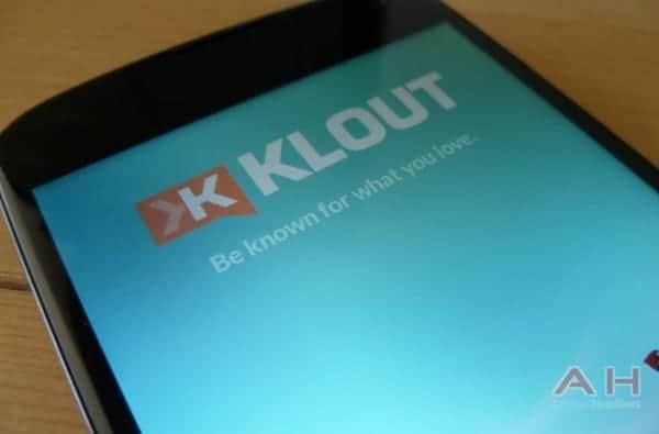 AH-Klout