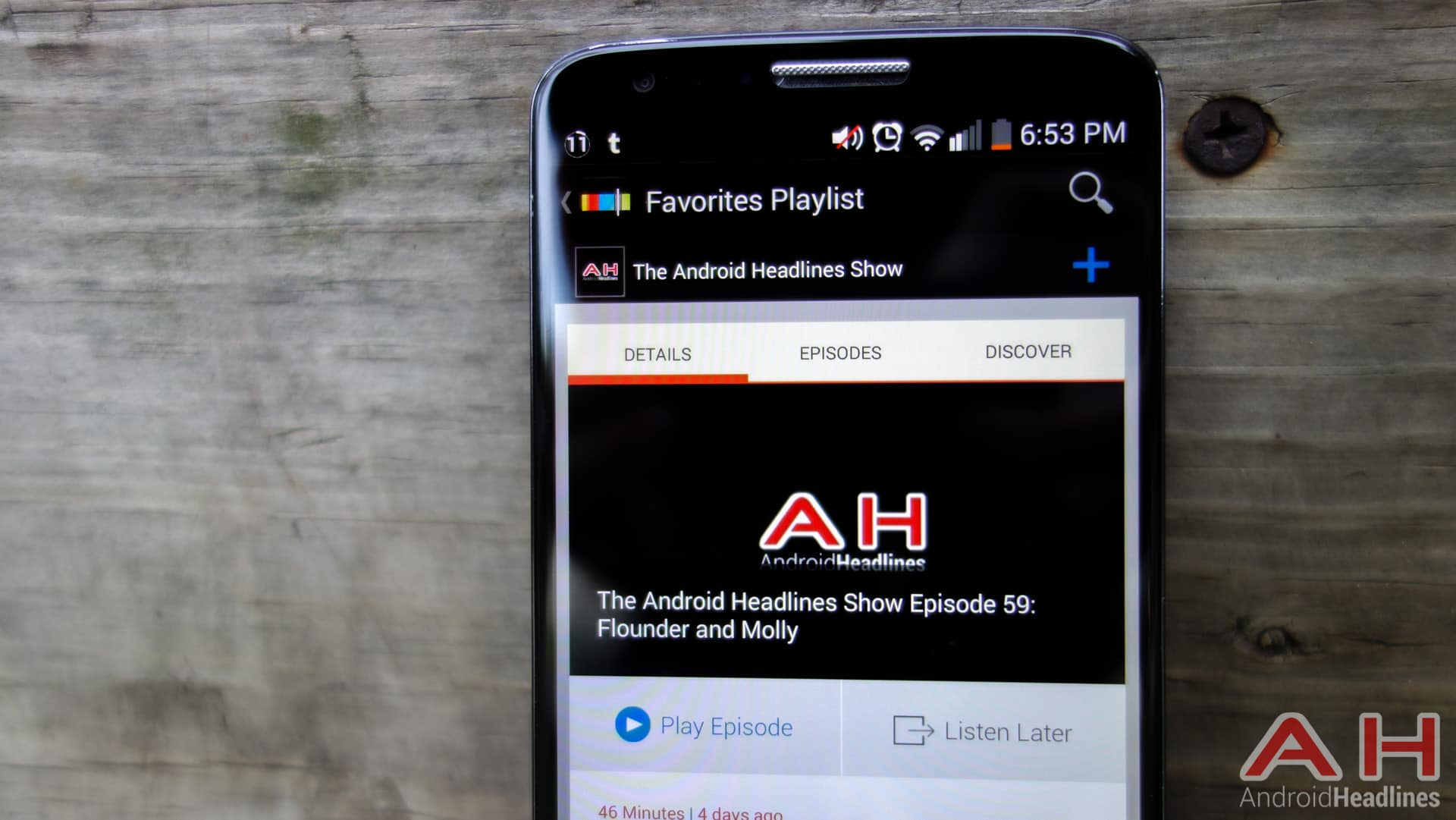 The Android Headlines Podcast #69 Is Live! Take It With You Into The Weekend