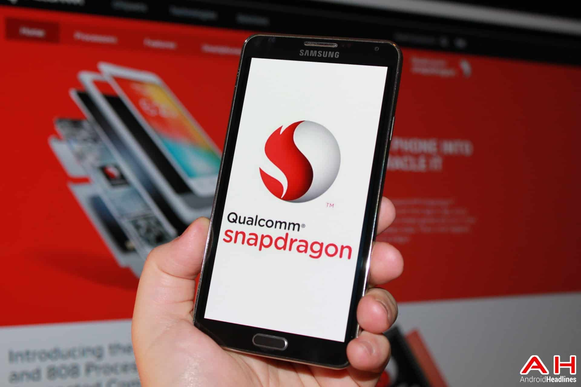 AH Qualcomm Snapdragon Logo 1.0