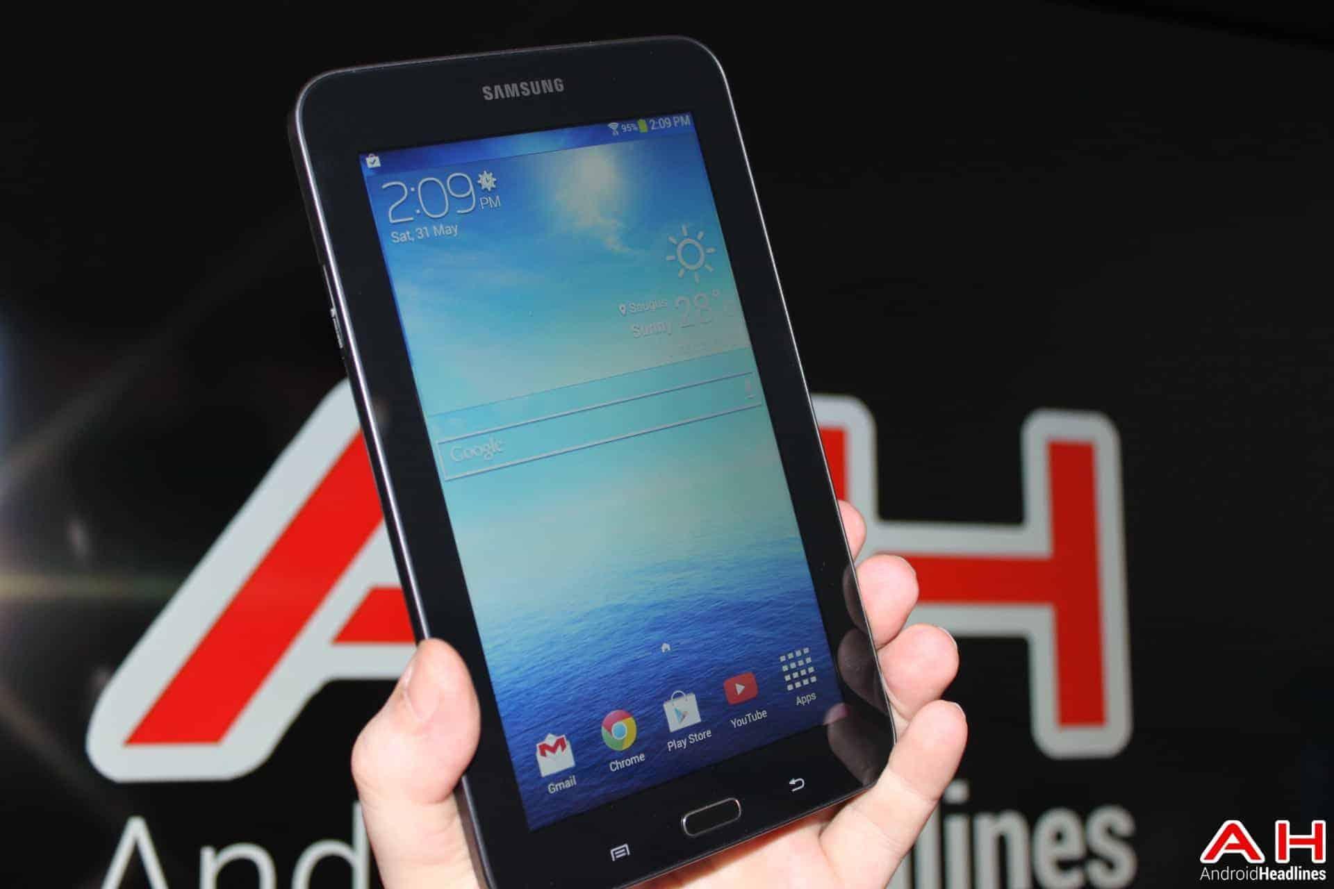 AH Samsung 4.9 Tablet Galaxy Tab 3 May 31 2014
