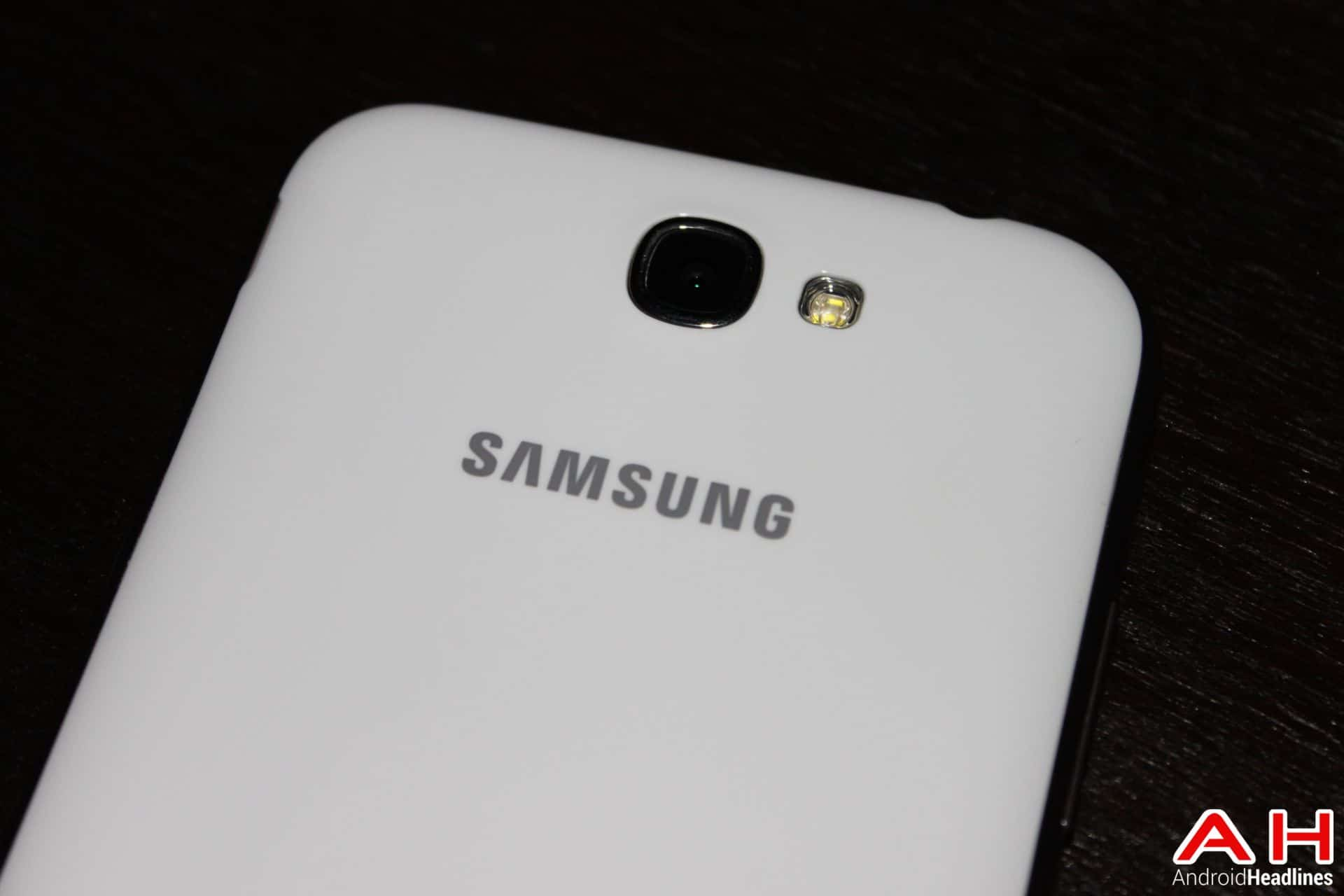 AH Samsung Galaxy Note 2 Logo 2.2