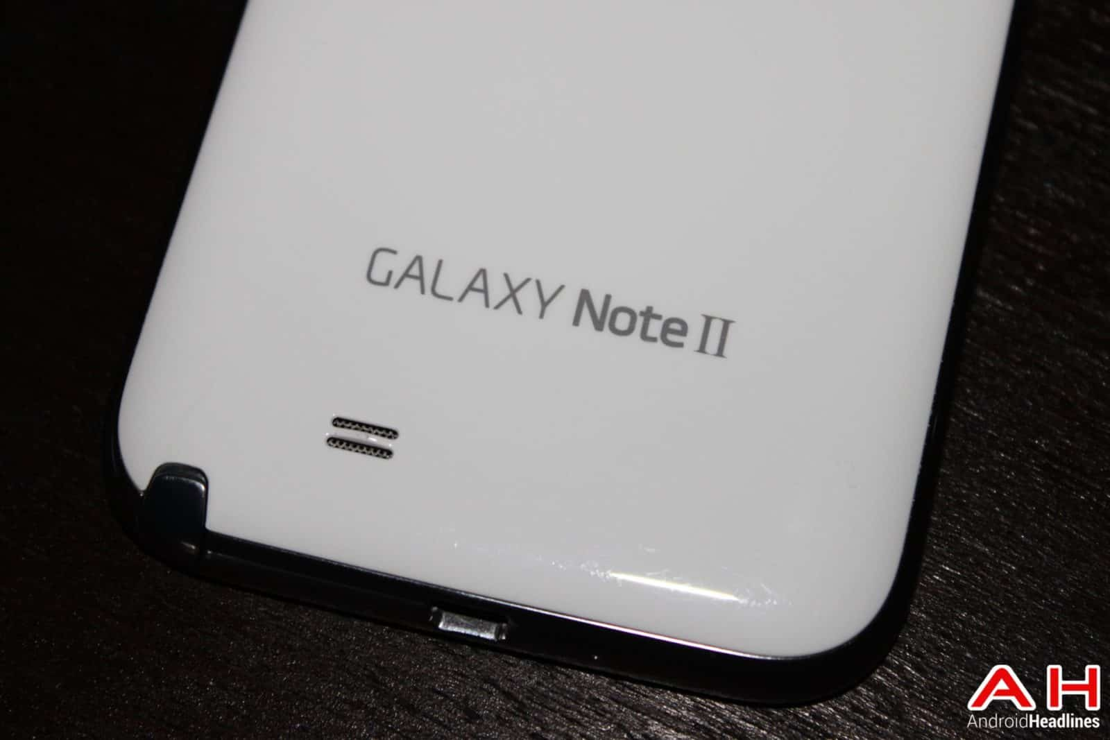 AH Samsung Galaxy Note 2 Logo 2.3