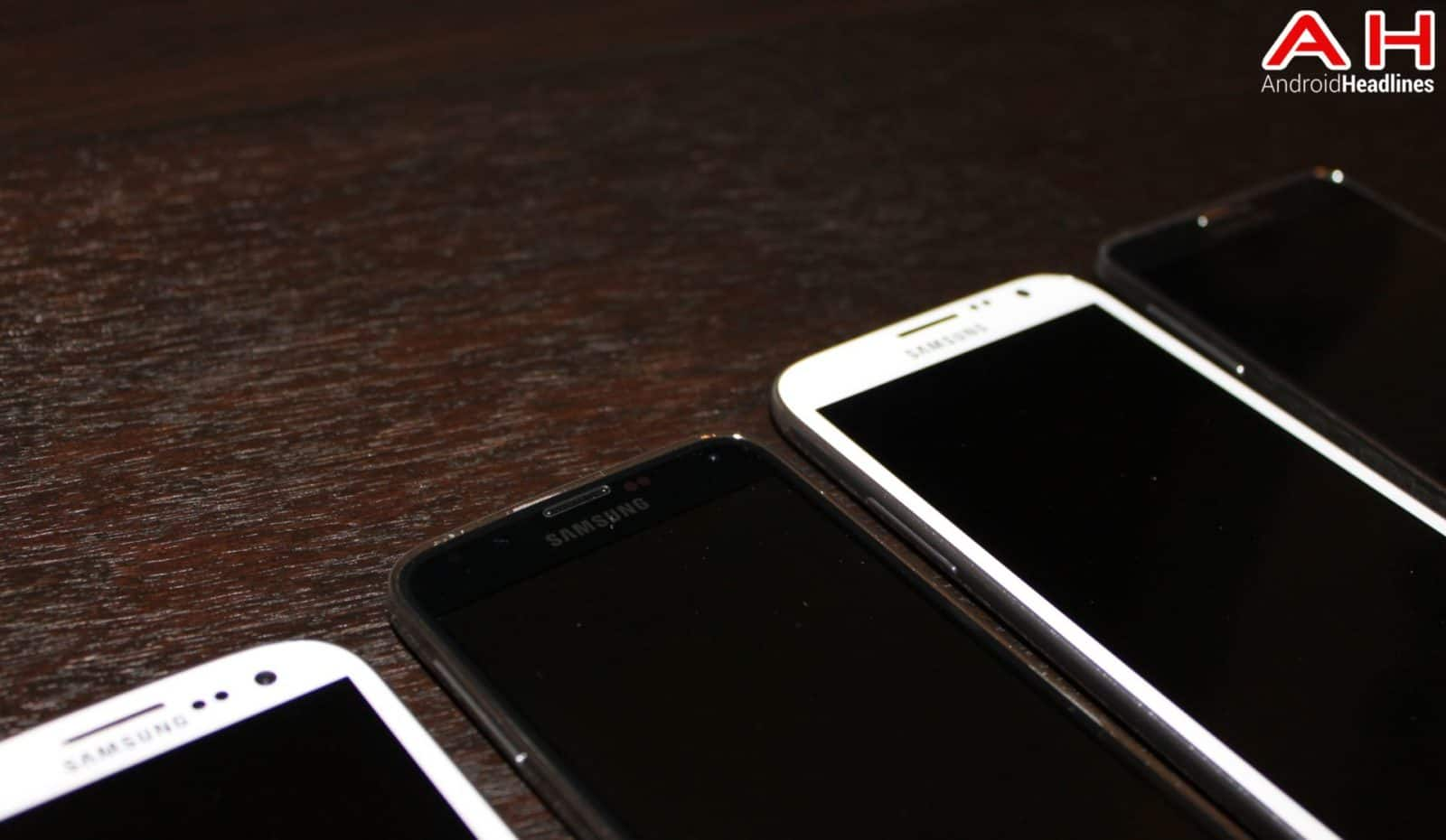 AH Samsung Galaxy S5 Galxy Note 3 Galxy Note 2 Galaxy S3  Logo 2.0