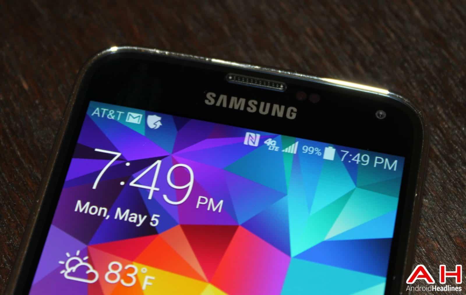 AH Samsung Galaxy S5 Logo 2.3