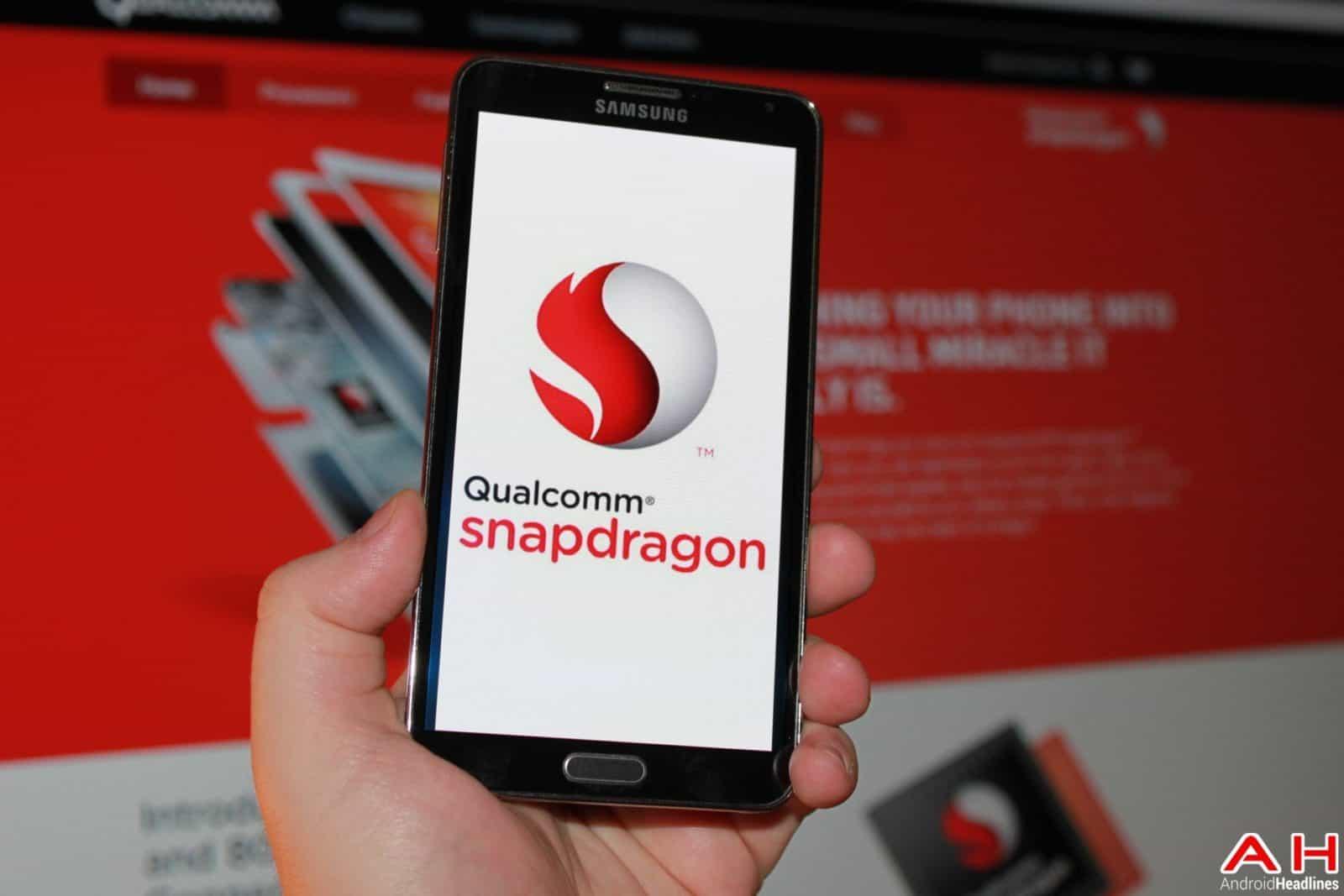 AH SnapDragon Qualcomm 2.2