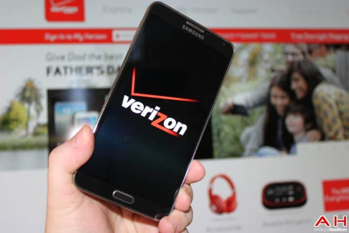Verizon Recognizes Slowing Smartphone Market Sales And Focuses On Tablets