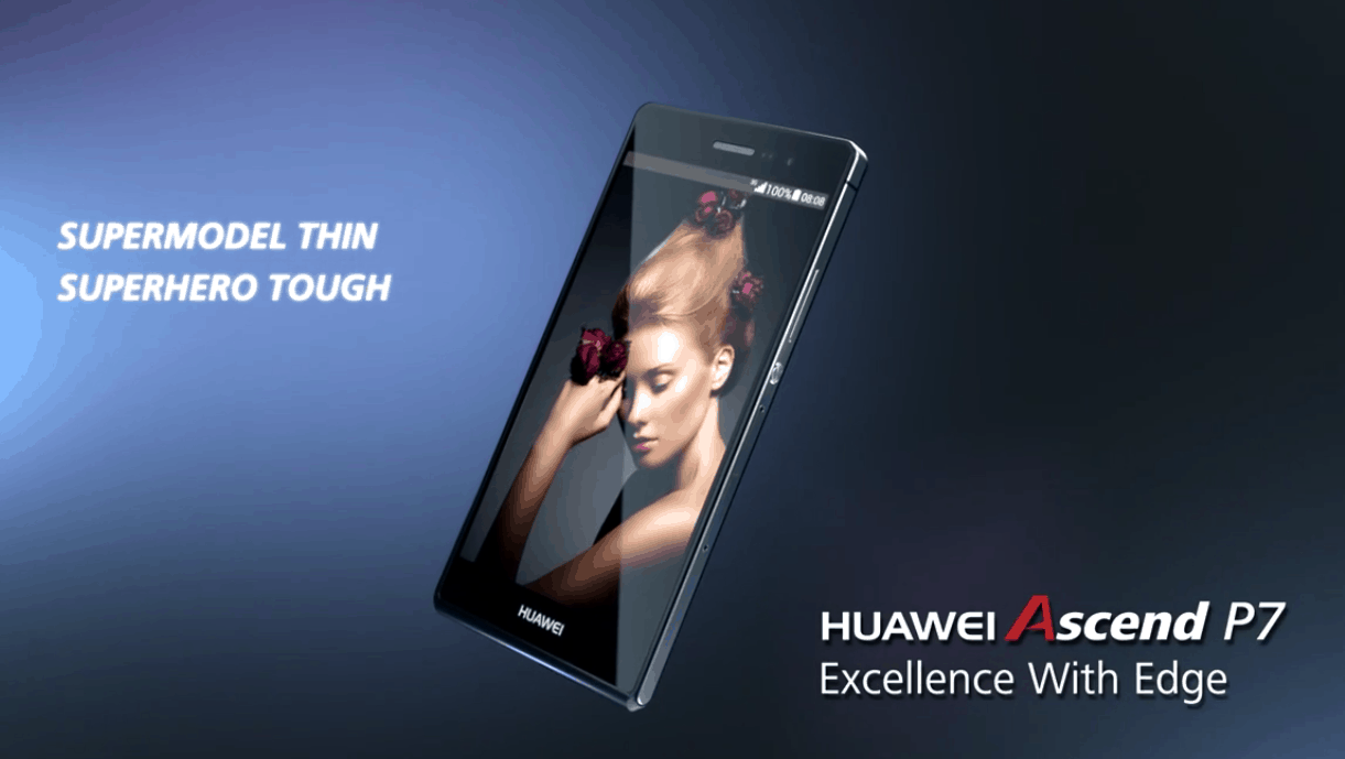 Huawei's Latest Ad for the P7 Details its Supermodel ...