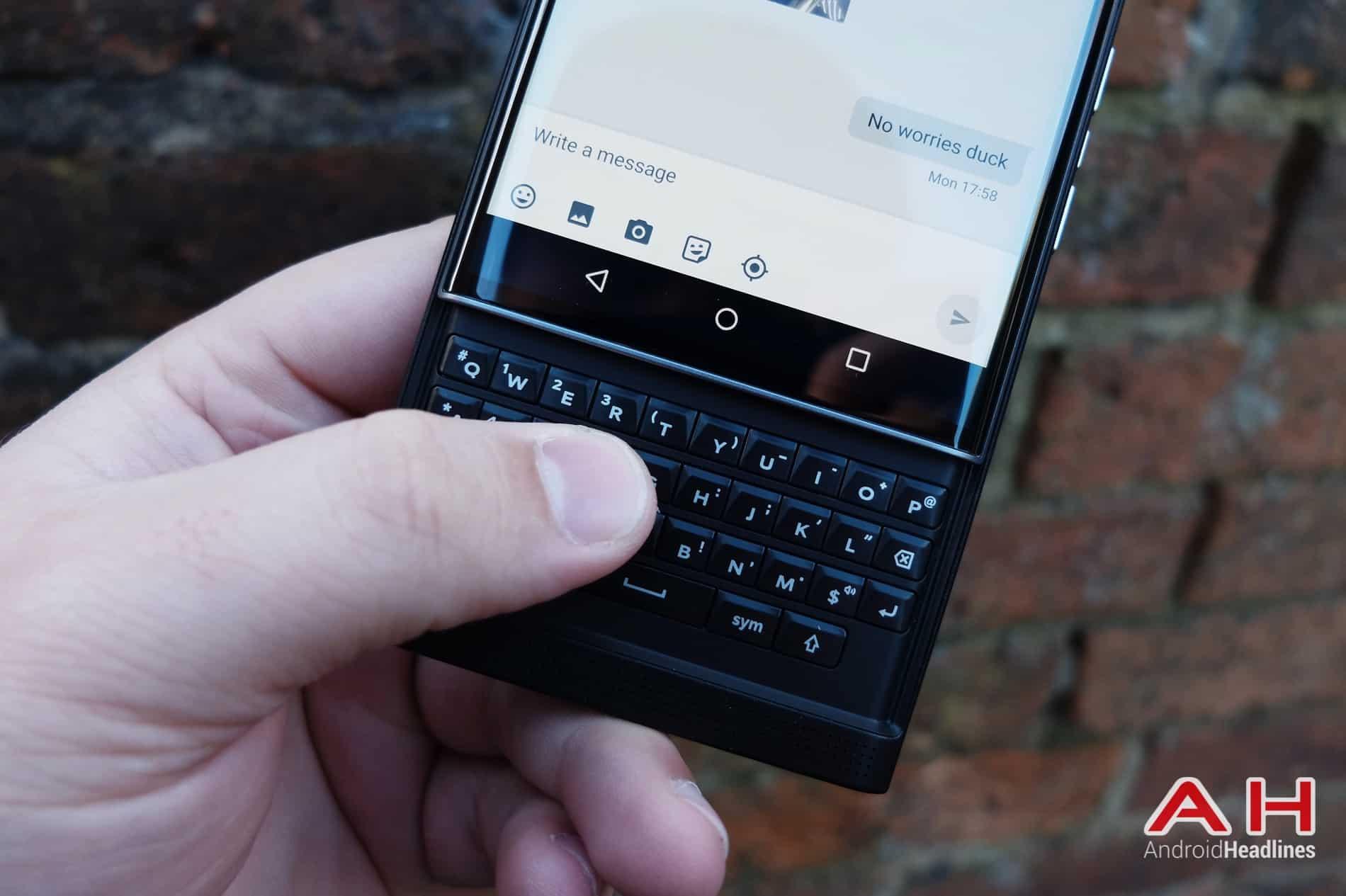 BlackBerry Priv TD AH 06