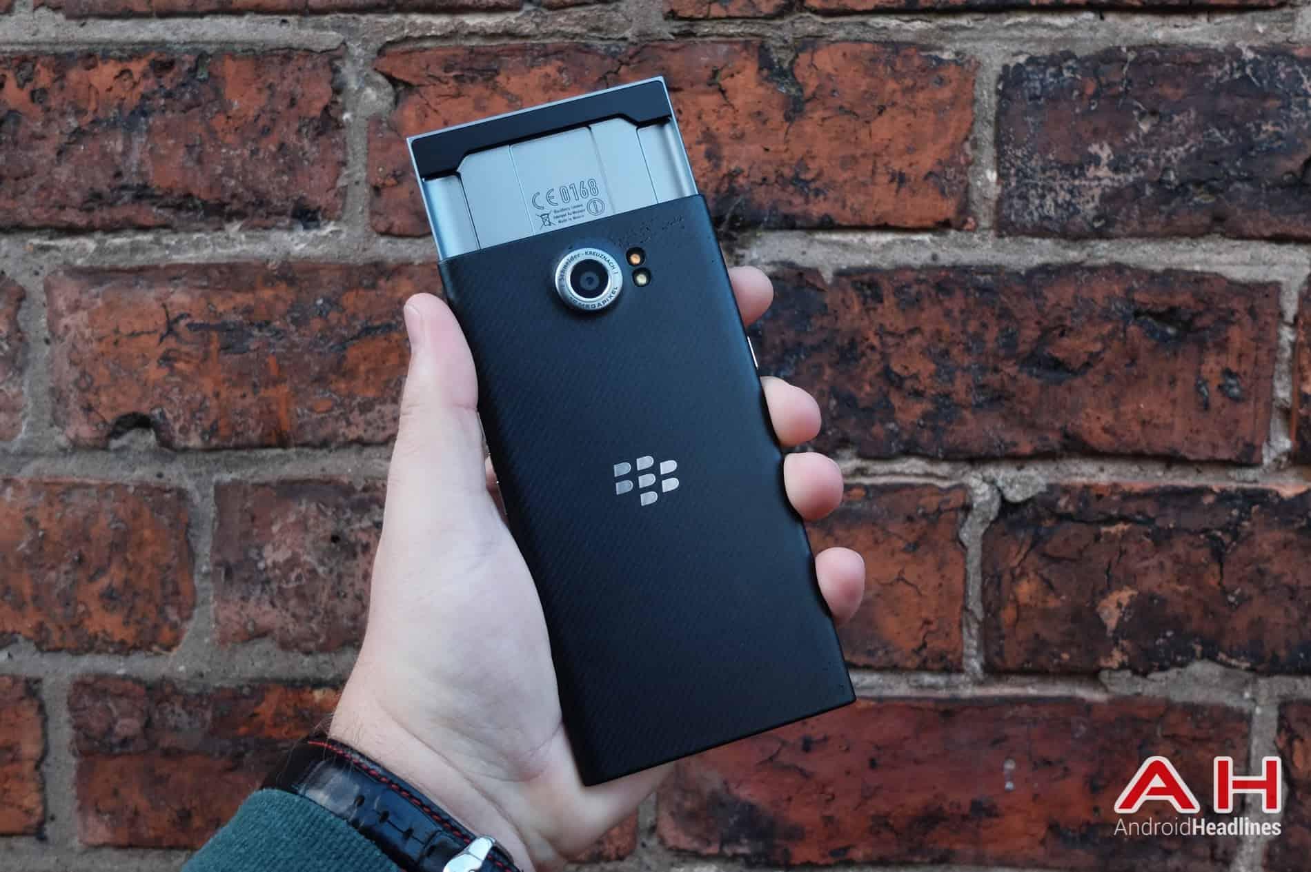BlackBerry Priv TD AH 18