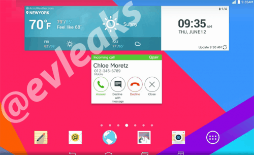 LG G3 UX Design