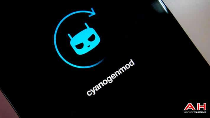 CyanogenMod Logo AH 1