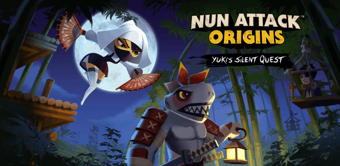 Nun Attack Origins