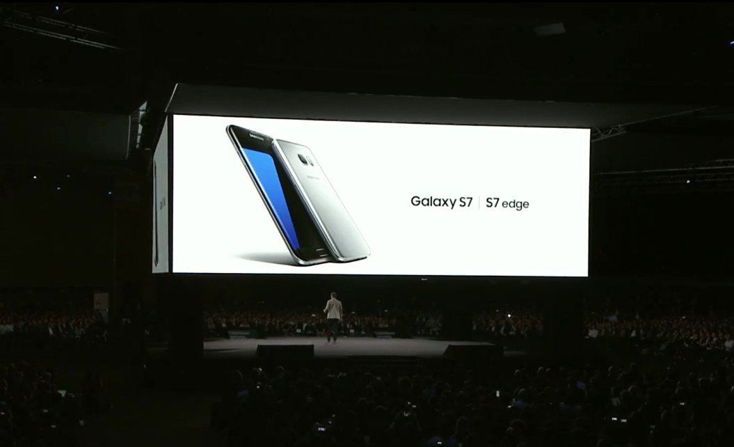 Galaxy S7 and S7 Edge Event