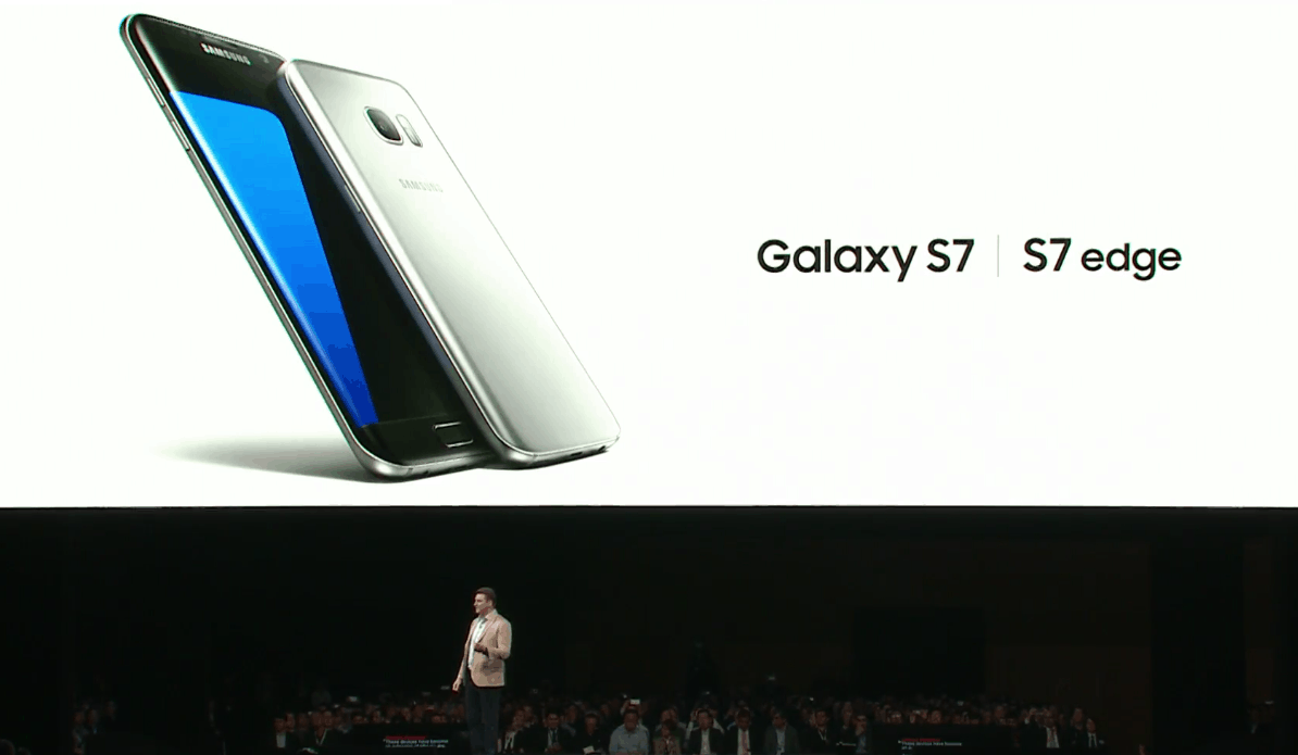 Galaxy S7 and S7 Edge event 2