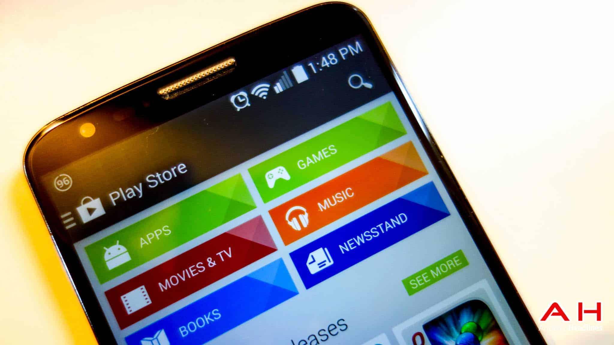 Google Play Store AH 3