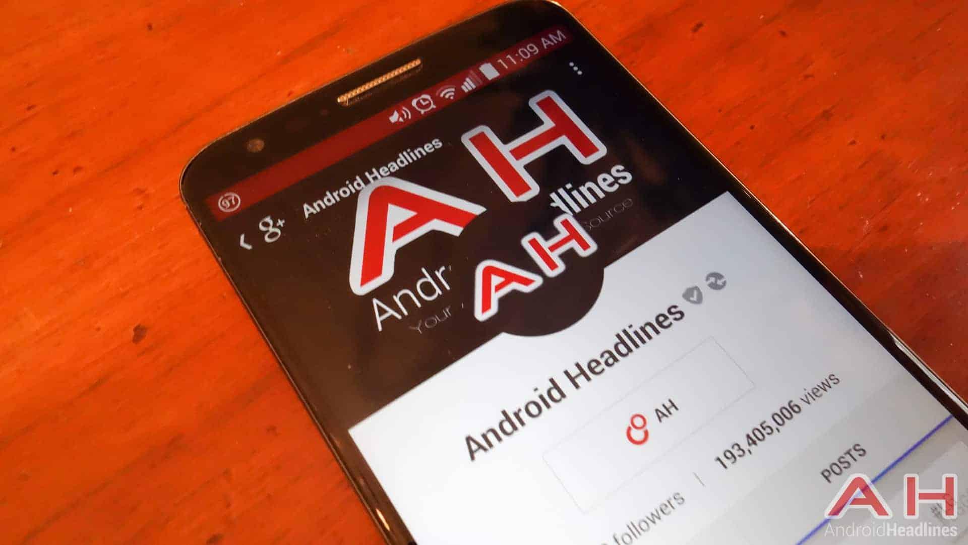 Google plus AH 1