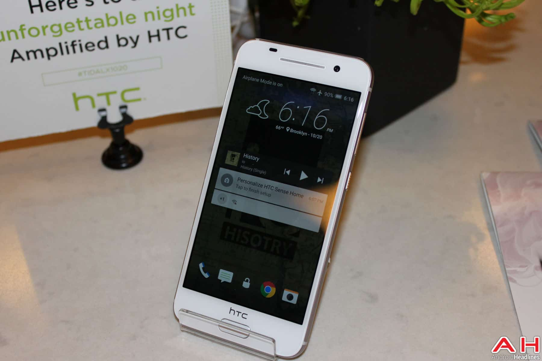 HTC One A9 Hands-On AH-17