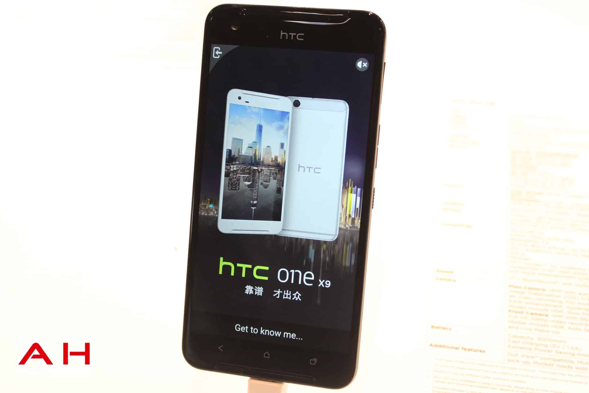HTC One X9 MWC AH 01