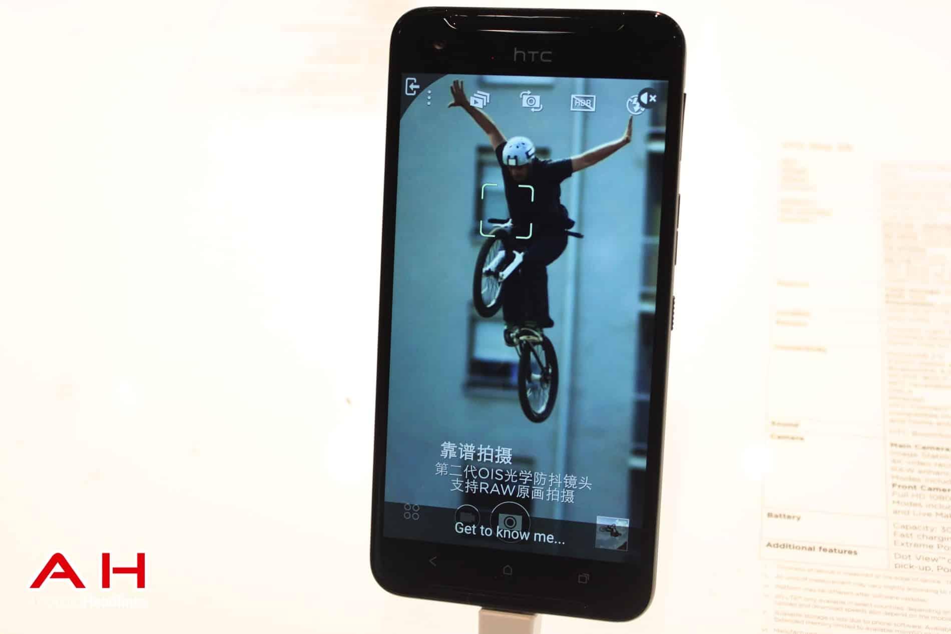 HTC One X9 MWC AH 02
