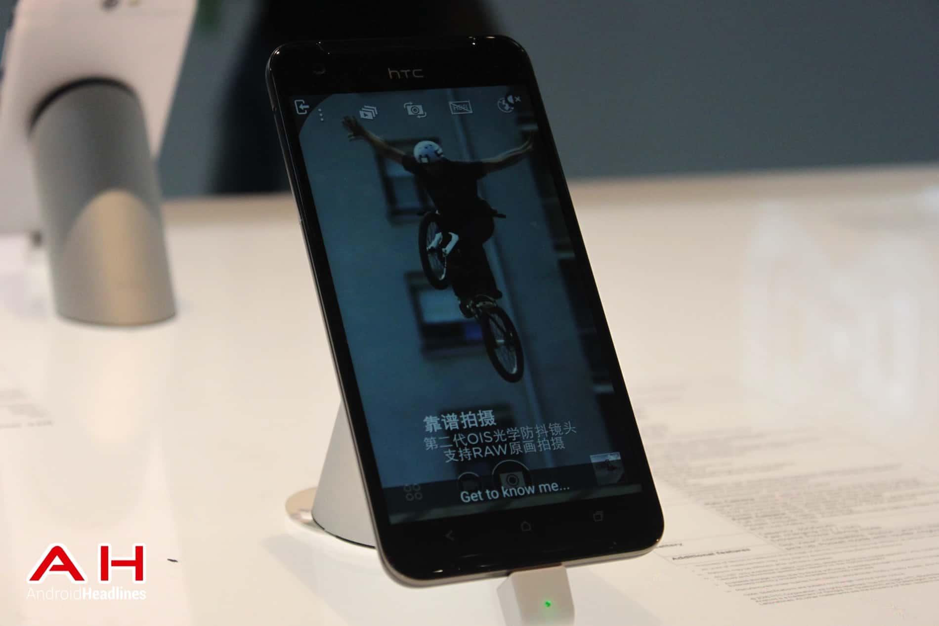 HTC One X9 MWC AH 06