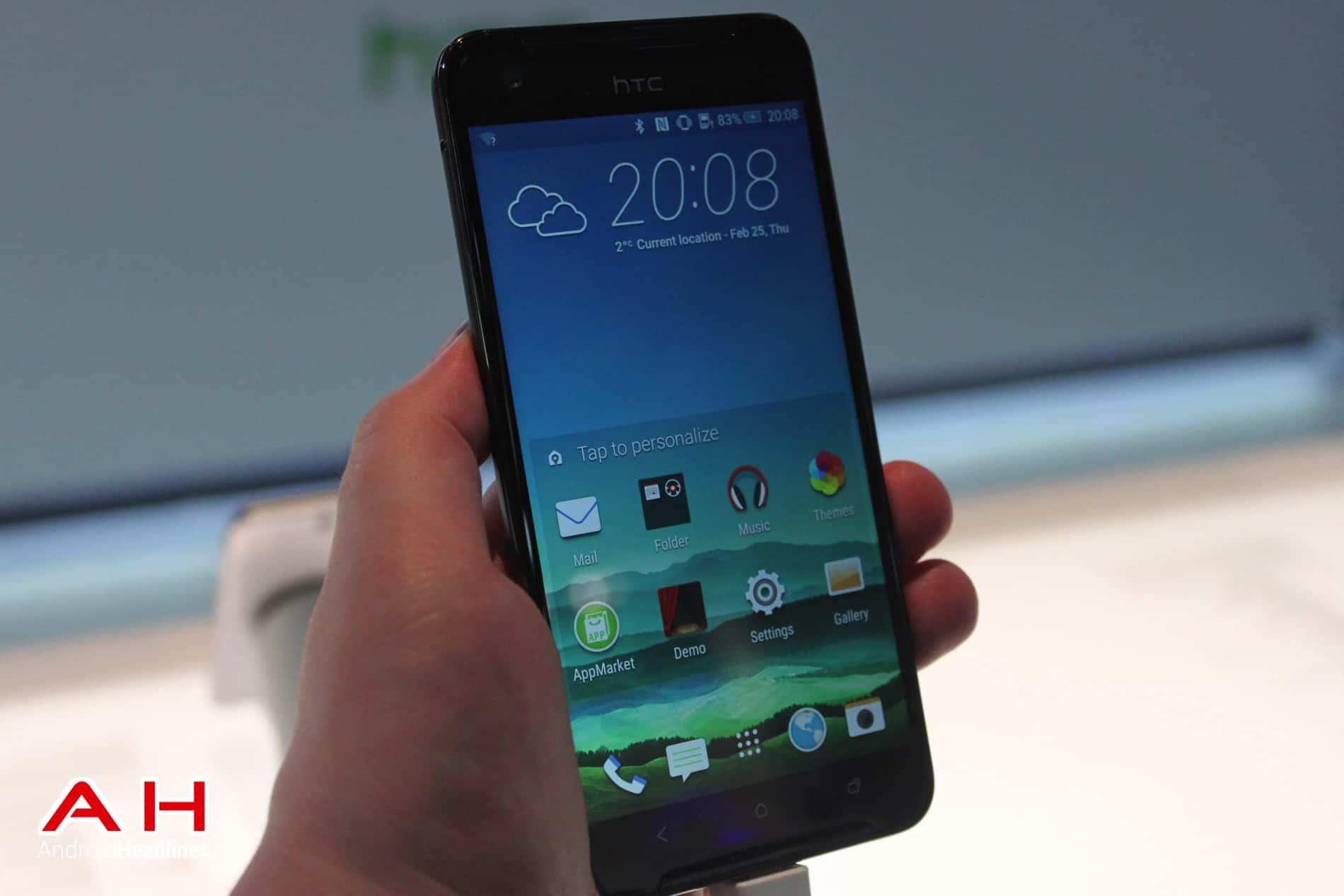 HTC One X9 MWC AH 07
