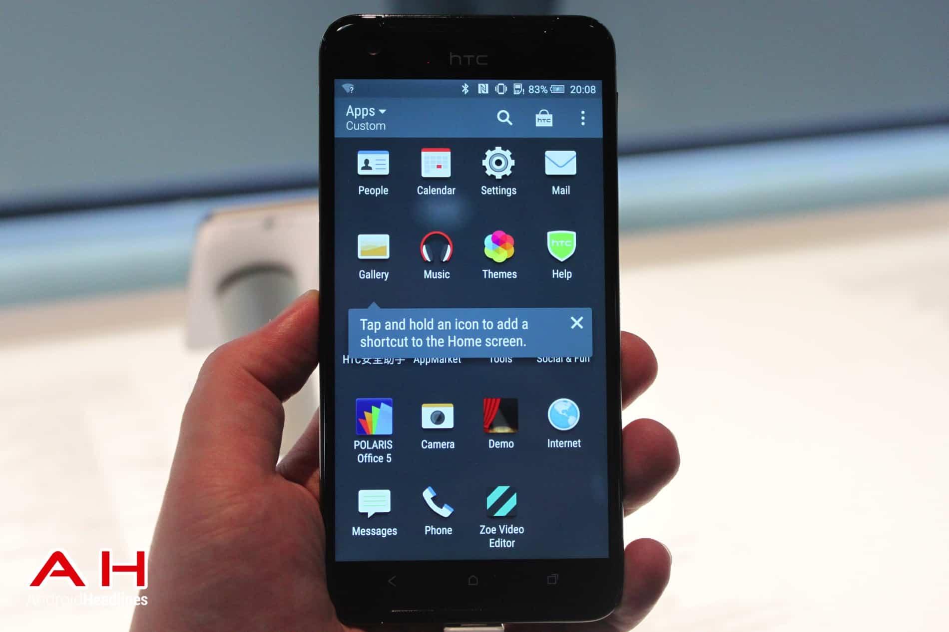 HTC One X9 MWC AH 08