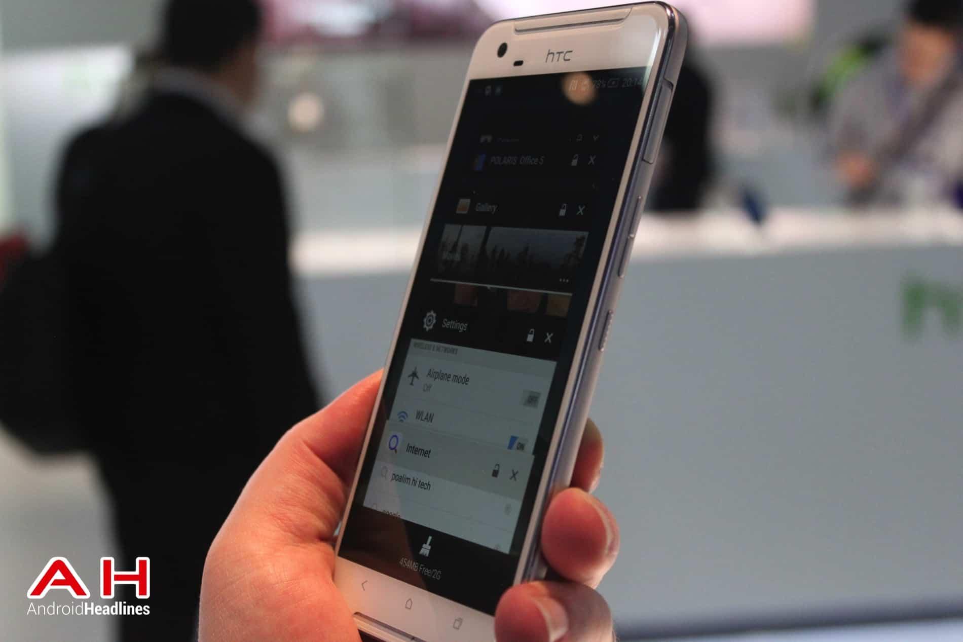 HTC One X9 MWC AH 21