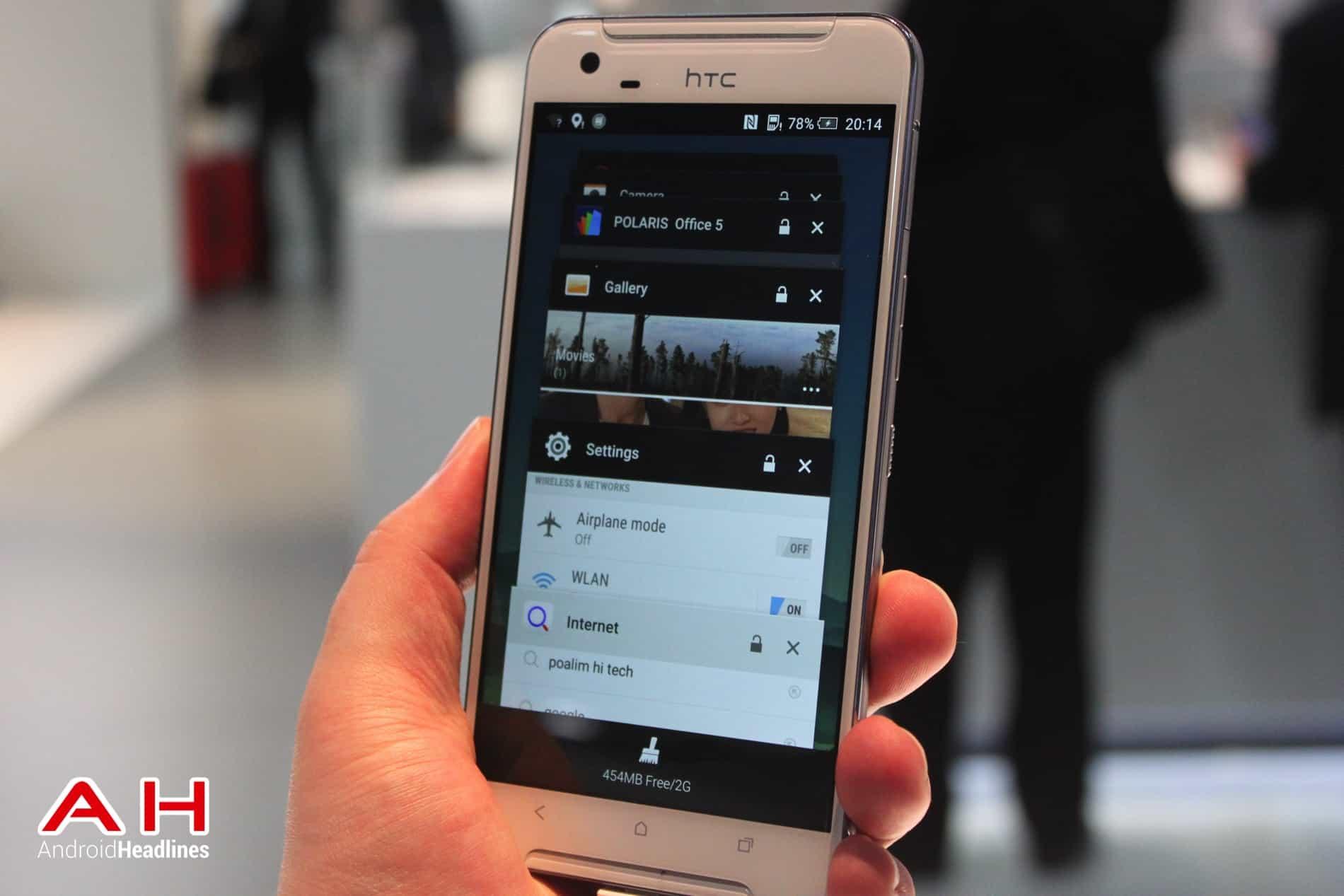 HTC One X9 MWC AH 22