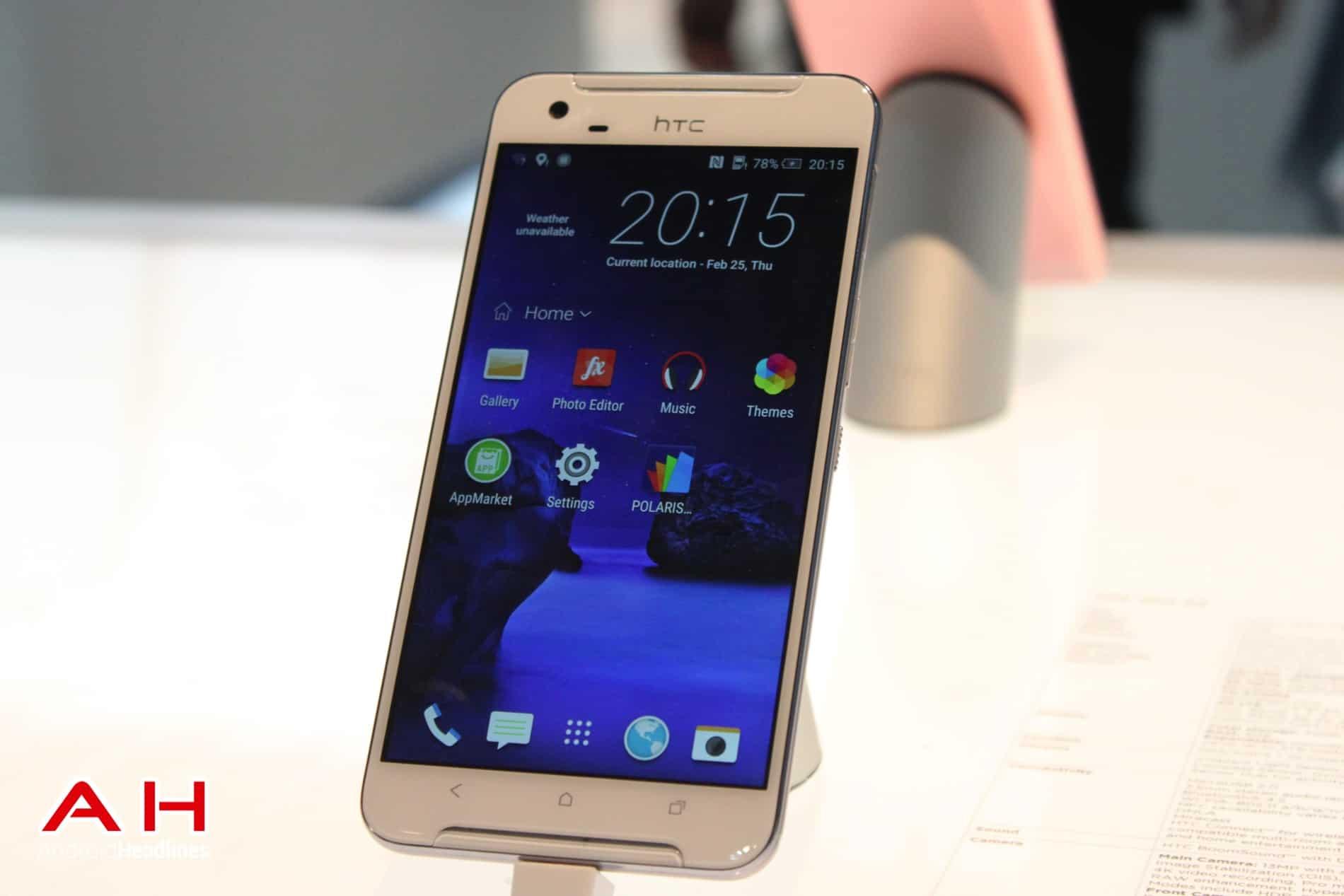 HTC One X9 MWC AH 25