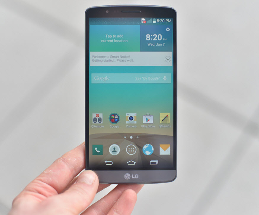 LG G3 in Canada