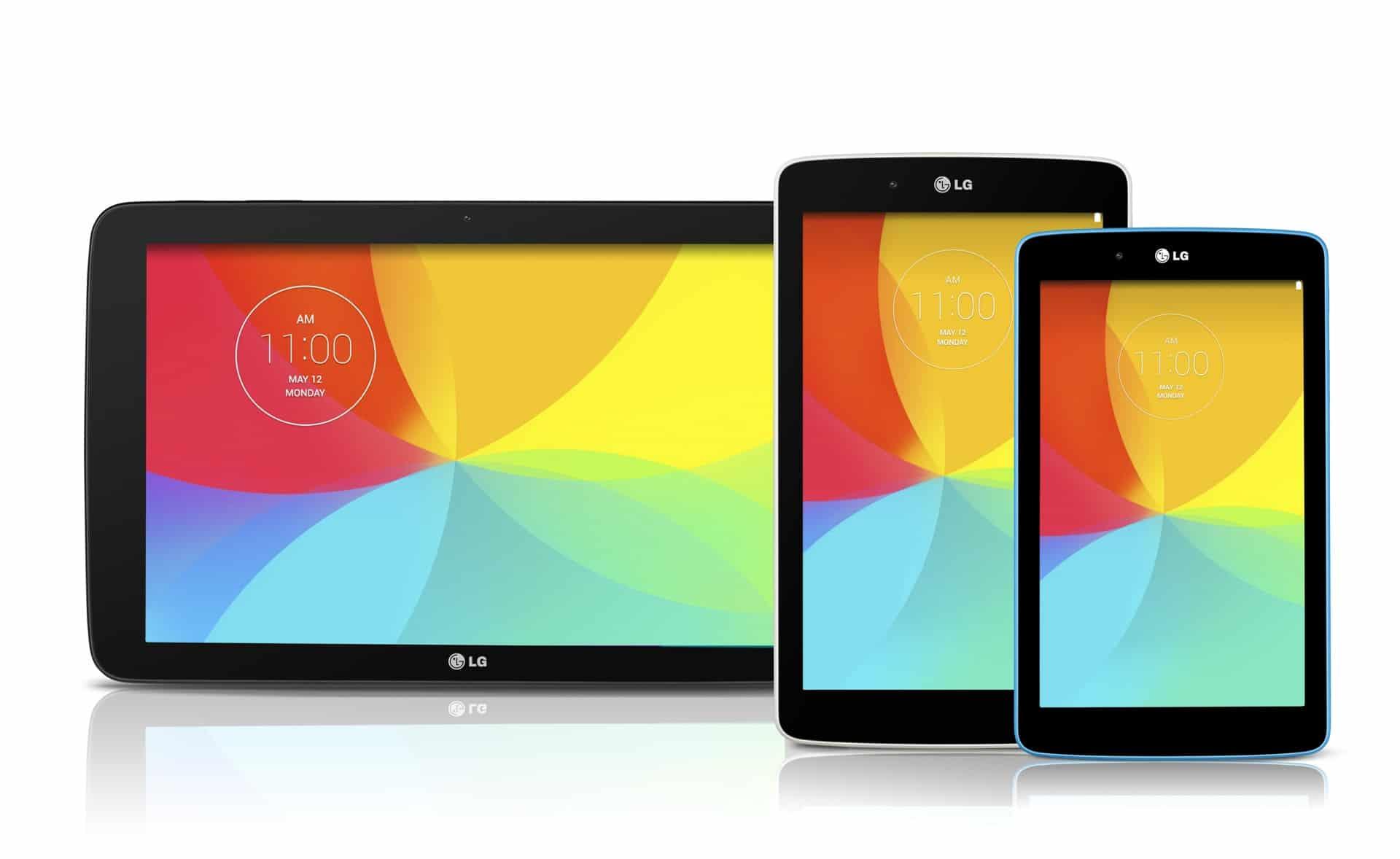 LG GPad 8.0 7.0 10.1 AH 1.1