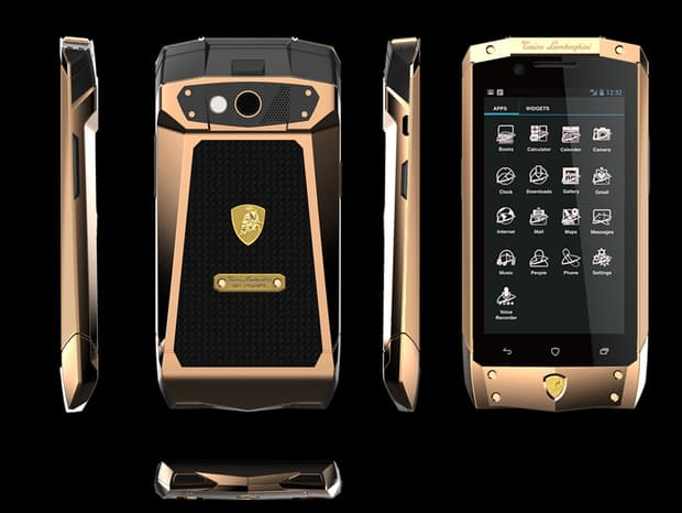 Lamborgini Phone