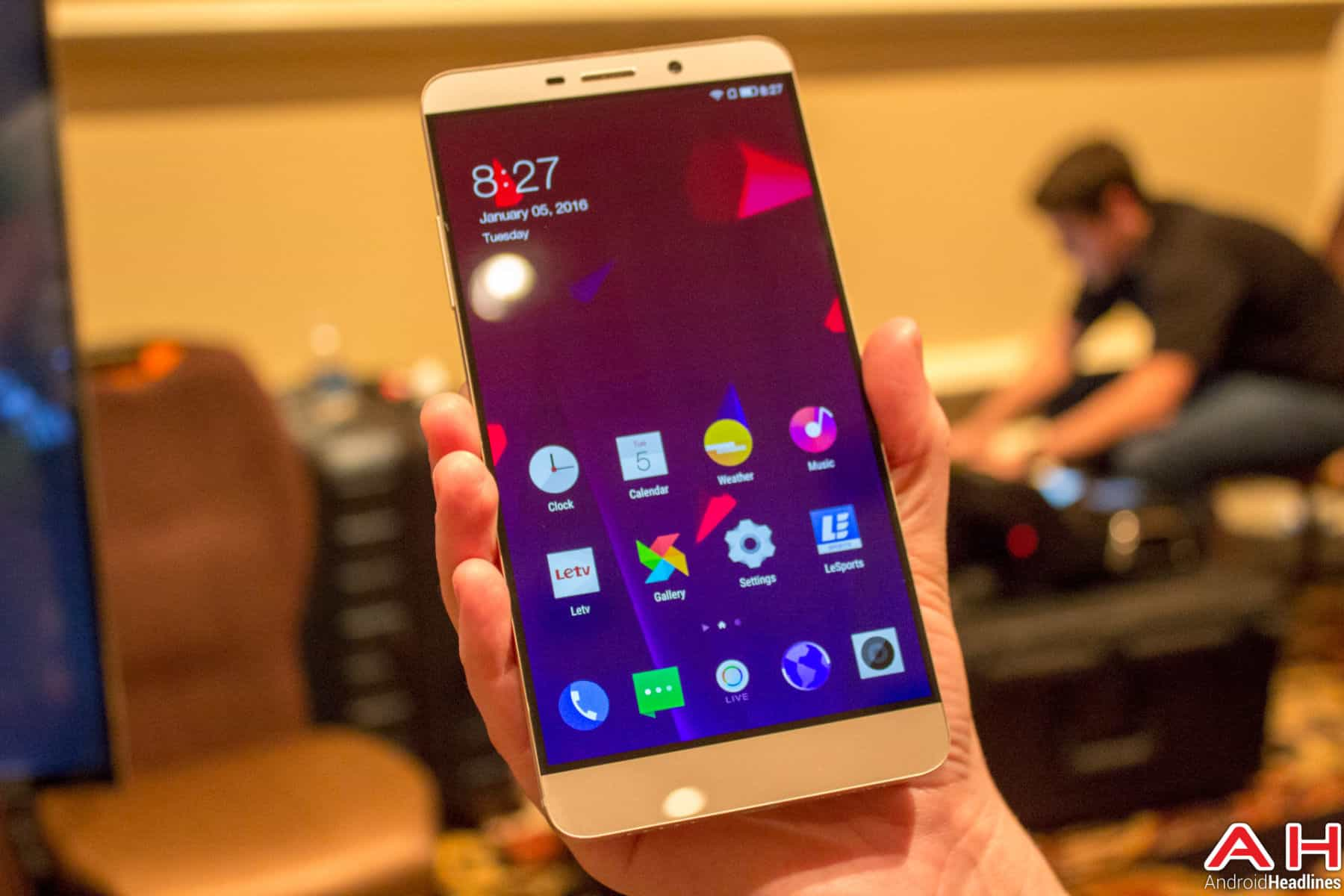 Letv Max Pro Hands On AH 7