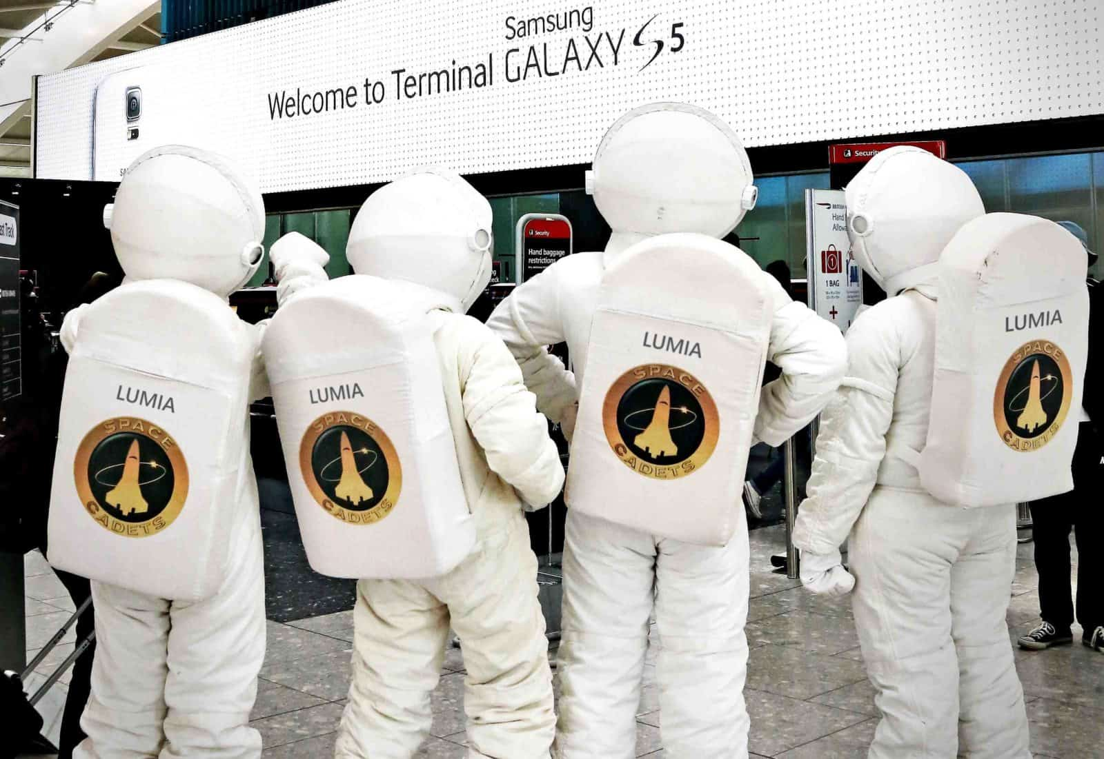 Microsoft-Devices-give-a-tongue-in-cheek-reaction-to-the-advertising-takeover-of-Heathrow-Terminal-5-by-sending-astronauts-in-search-of-the-elusive-flight-to-the-Galaxy.