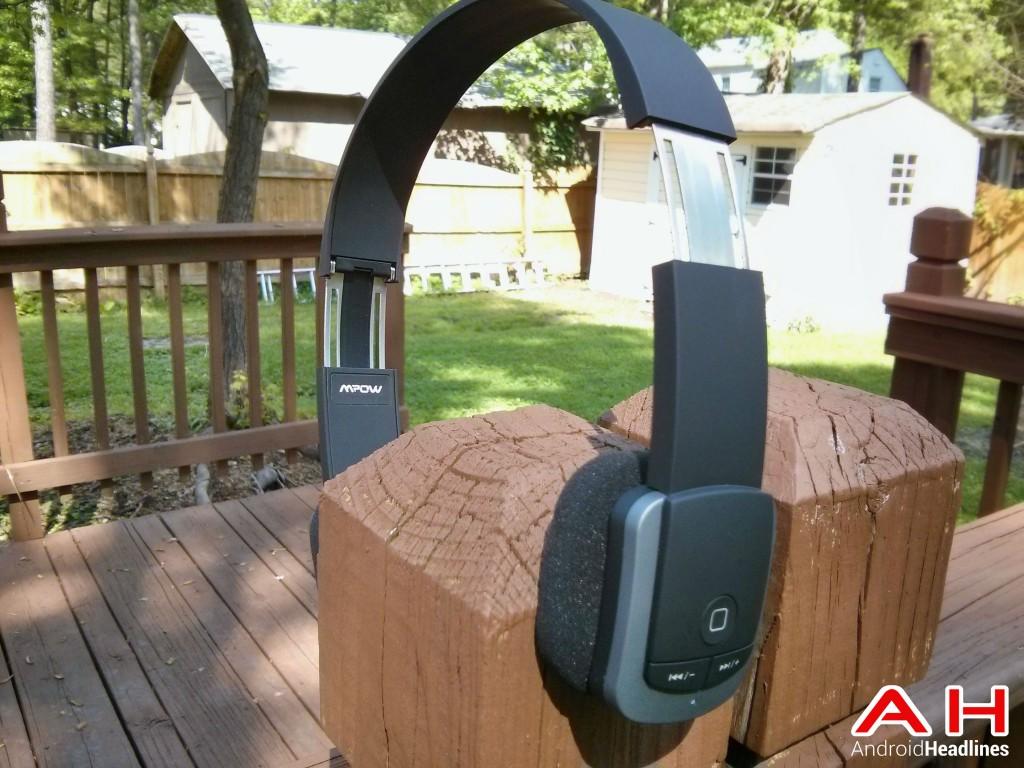 Mpow Bluetooth 4.0 Foldable Headset1