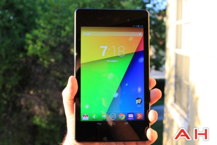Deal: Google Nexus 7 16GB (Refurbished) – $149.99