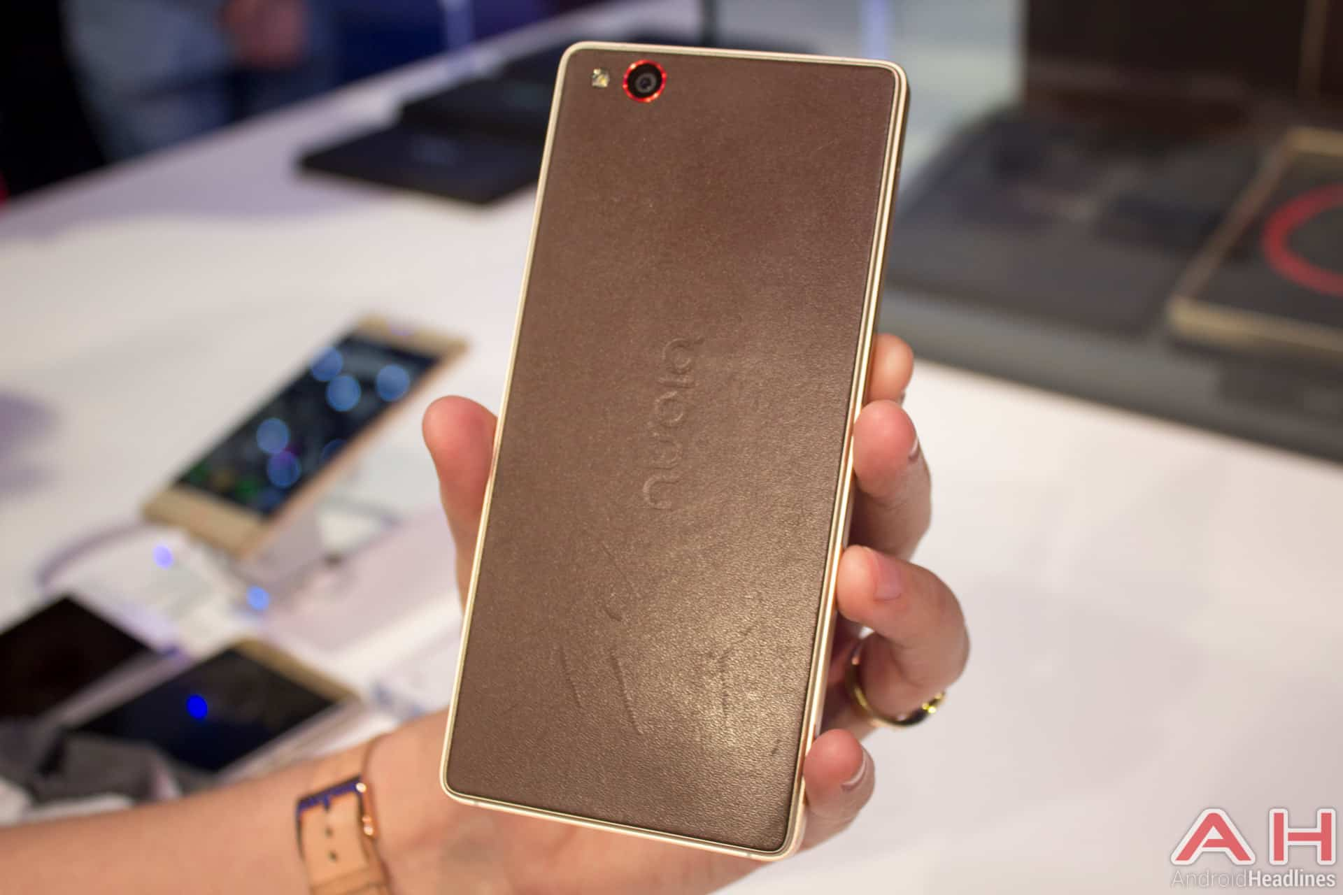 Nubia Z9 Limited Edition Leather AH (6)