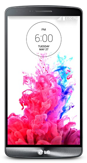 Official LG G3 specs and features 6