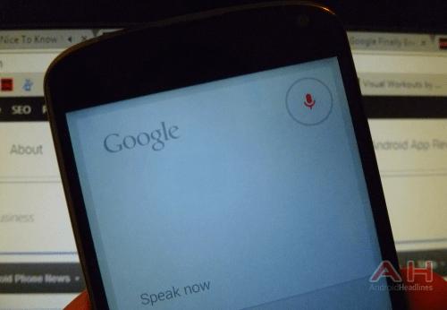 AH-Google Now