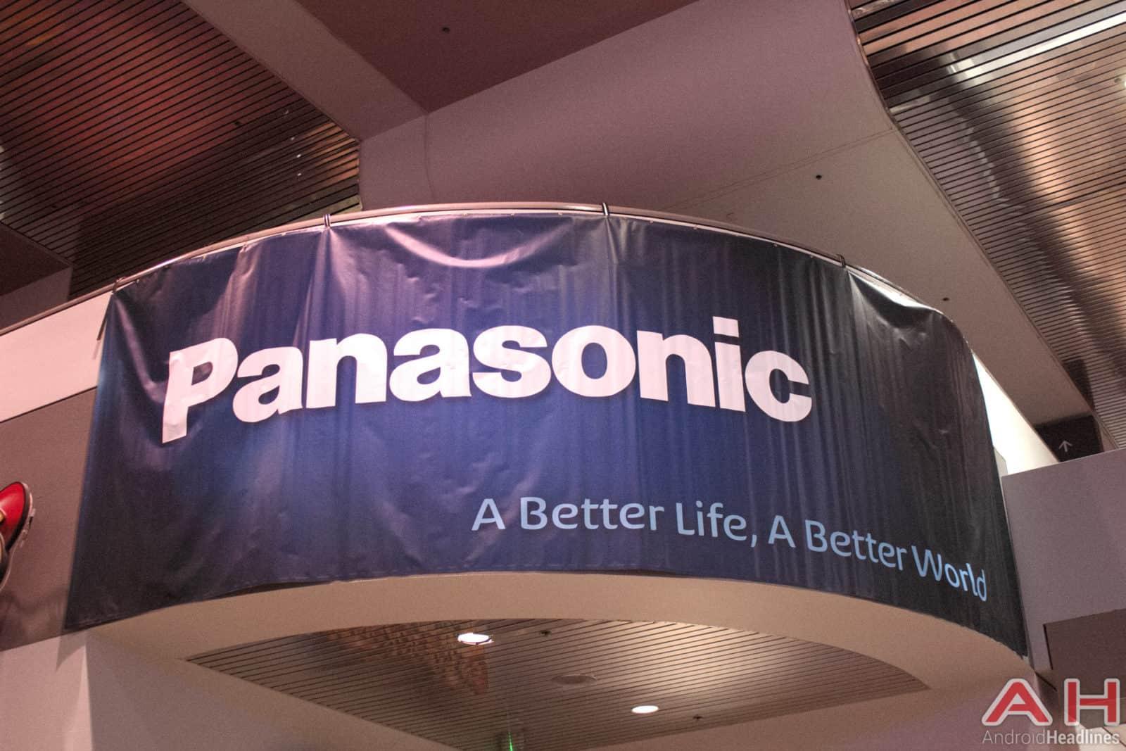 Panasonic Logo AH 01
