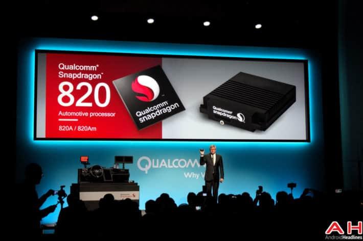 Qualcomm Snapdragon 820 Auto AH 3