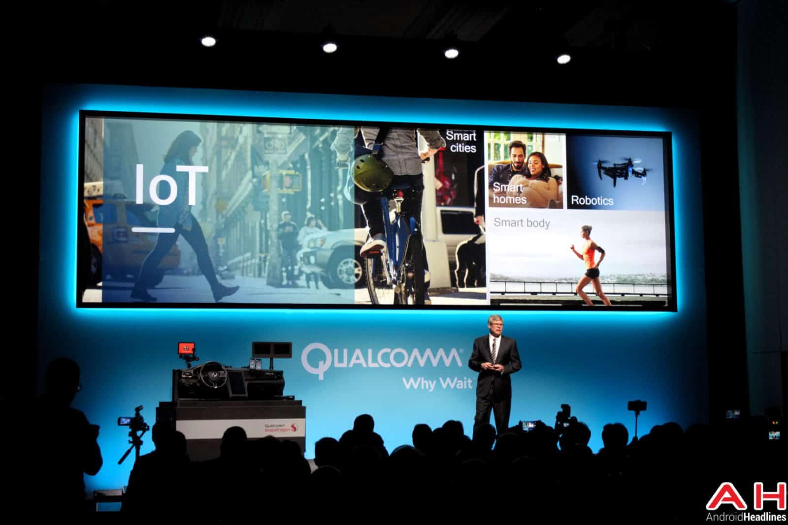 Qualcomm Snapdragon IoT AH-1