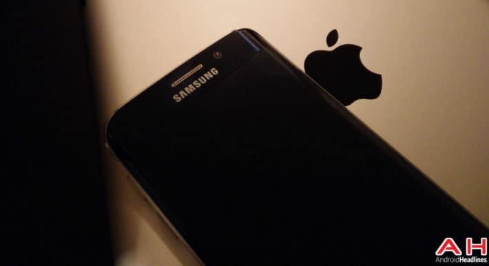 Samsung Apple AH