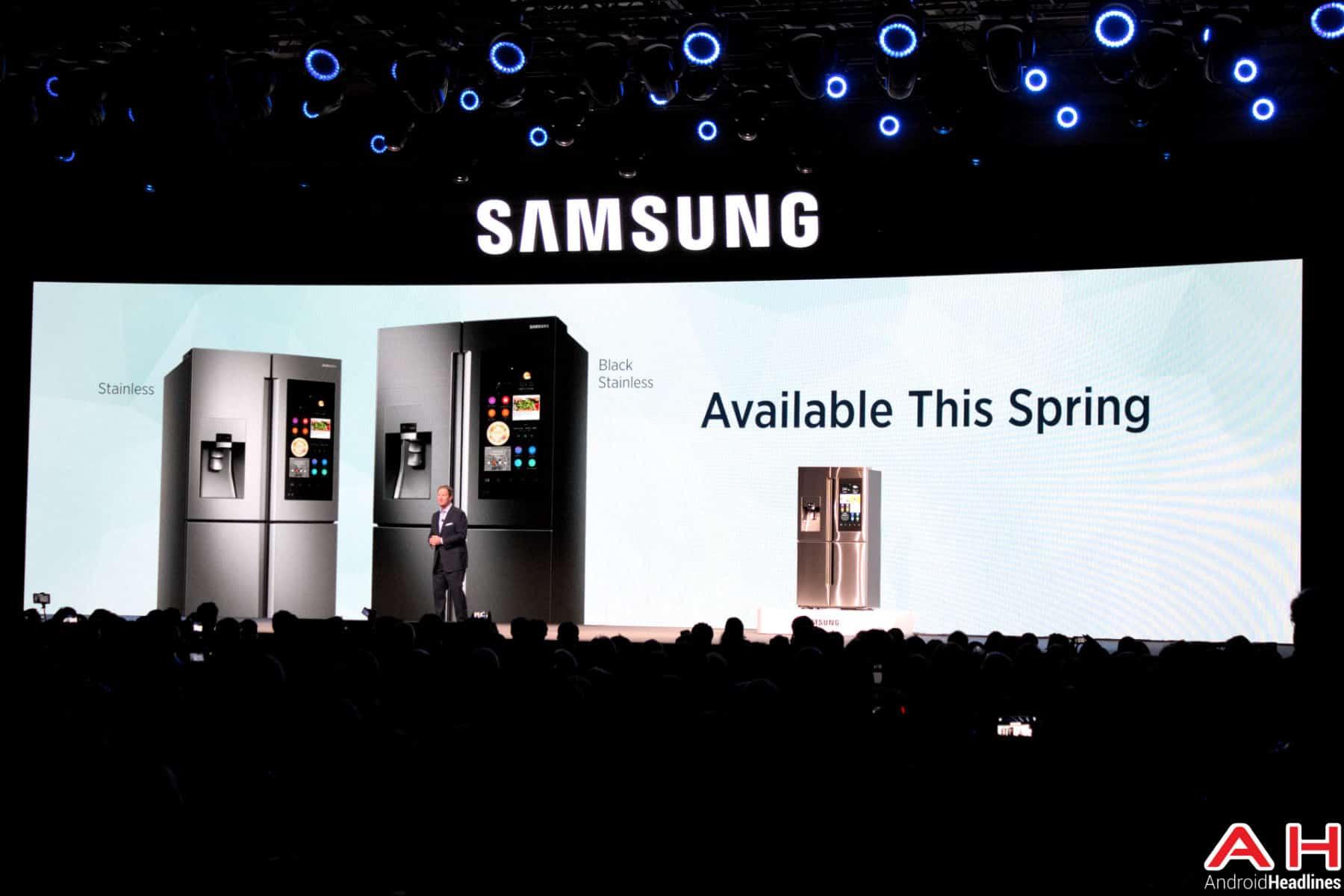 Samsung Family Hub CES AH 10