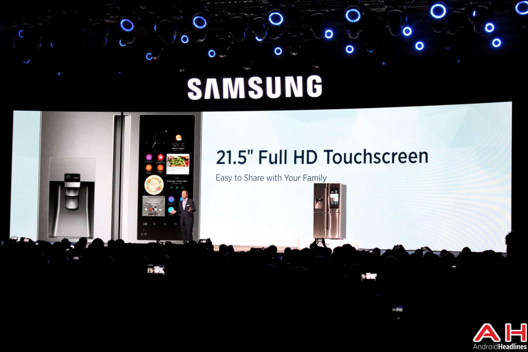 Samsung Family Hub CES AH 3