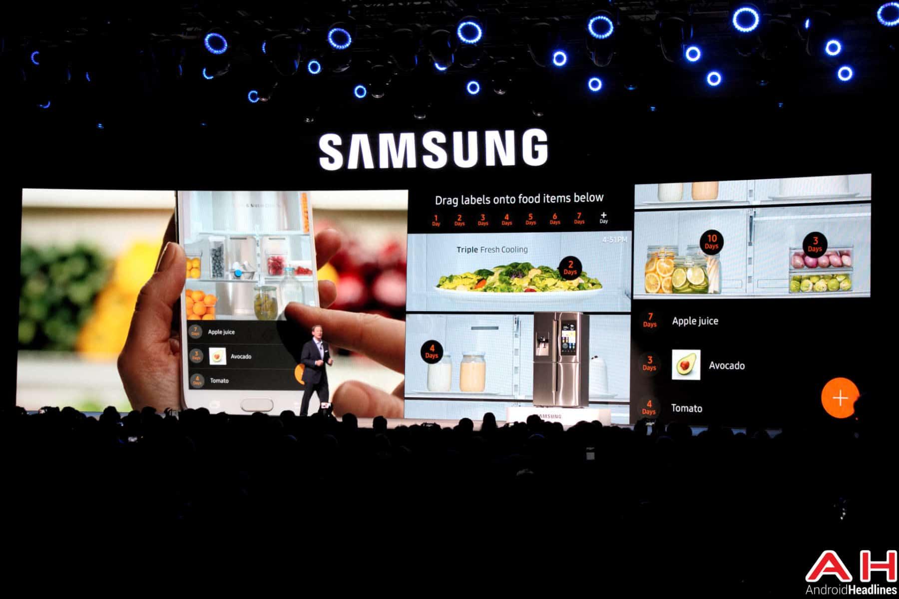 Samsung Family Hub CES AH 5