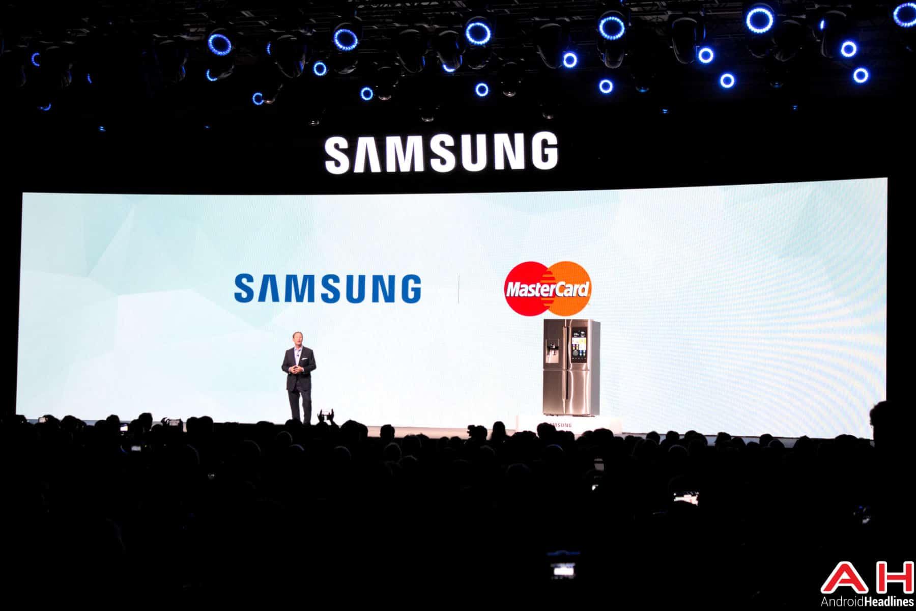 Samsung Family Hub CES AH 6